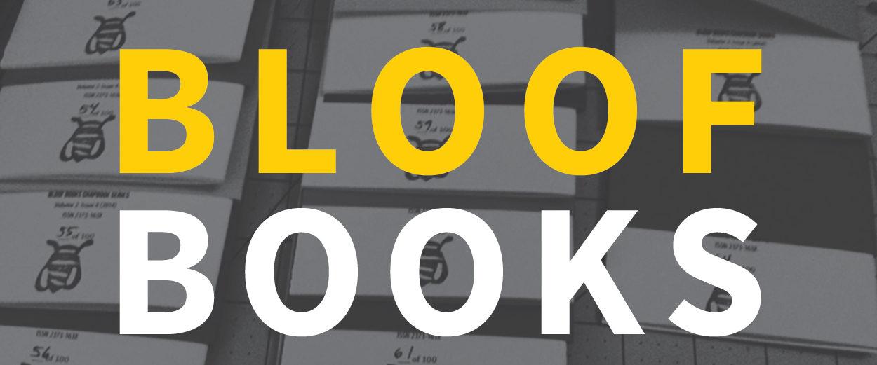 Bloof Books